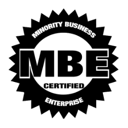 Minority Business Certified Logo
